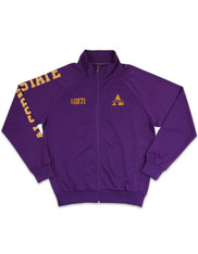 Alcorn State University Jogging Jacket-Men's- Front