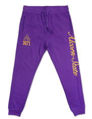 Alcorn State University Jogger Pants-Cotton-Men's