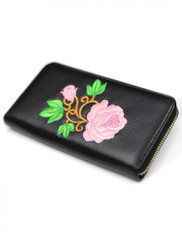 Alpha Kappa Alpha AKA Sorority Wallet