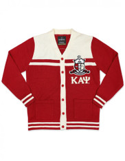 Kappa Alpha Psi Fraternity Button Down Sweater