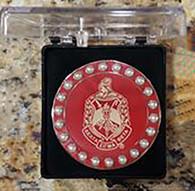 Delta Sigma Theta Sorority 22 Pearl Crest Pin