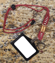 Kappa Alpha Psi Fraternity Lanyard with Id Holder
