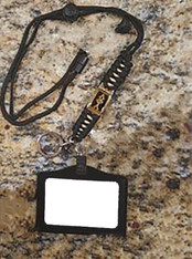 Alpha Phi Alpha Fraternity Lanyard with Id Holder