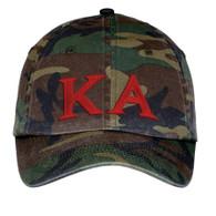 Kappa Alpha Fraternity Camouflage Hat