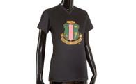 Alpha Kappa Alpha AKA Sorority Performance T-Shirt-Black