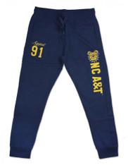 North Carolina A&T State University NCAT Jogger Pants-Cotton- Men's