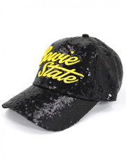 Bowie State University Sequin Hat