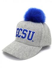 Elizabeth City State University Pom Hat- Gray