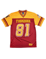 Tuskegee University Football Jersey- Style 3