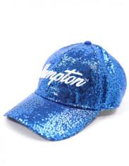 Hampton University Sequin Hat