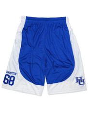 Hampton University Shorts-Mascot