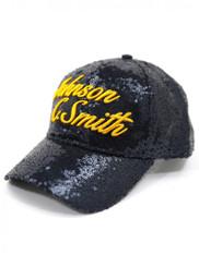 Johnson C. Smith University Sequin Hat