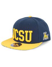Johnson C. Smith University Snapback Hat