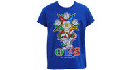 Order of the Eastern Star OES T-Shirt- Blue