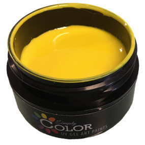 Simply Color UV GEL ART PAINTS - BUMBLE BEE YELLOW 15ML
