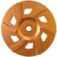 """7"""" 6 segmented Grinding Cup Wheel"""