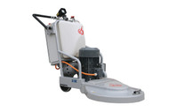 LAVINA® Burnishers include superior dust collection system, durable design and heavy duty motors, optimal pad pressure and flexible head design, smooth control and easy operation.