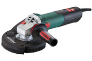METABO 1550 WATT ANGLE GRINDERS WE 15-125 HD SET GED