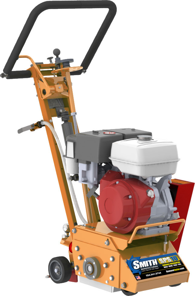 Smith Sps10 Deluxe Multi Use Surface Preparator Electric