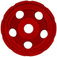 "5"" EBS Red Cup Wheel"