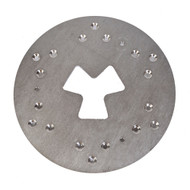 CPS G-320 Standard Metal Bond Plate