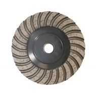 "Turbo Cup Wheel - 4"" & 5"" with Thread"