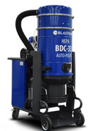 Blastrac BDC-3140 Auto Pulse Dual Turbine Dust Collector