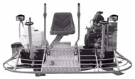 MK8-90 is a manual steer, 20 hp, 6 foot machine. Excellent for float or finish applications.