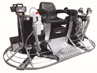 MK8-121 is the hydraulic steer version of the MK8-120, with choice of a gas or diesel engine.