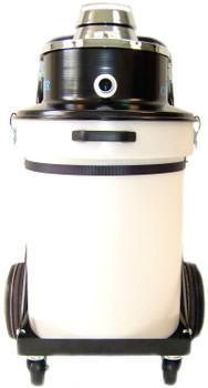 Crusader 30 Gallon Slurry Vacuum With Steel Cart