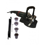 "7"" PRO GRINDER-VAC ASSEMBLY - METABO 15 AMP"