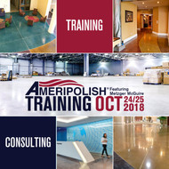 PCS Training - Ameripolish w/Metzger Mcguire and Polished Concrete Solutions