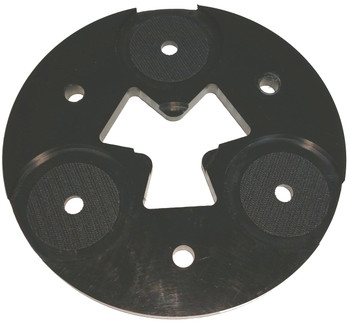 "CPS 9"" Thick Resin and RD Disc Drive Plate"
