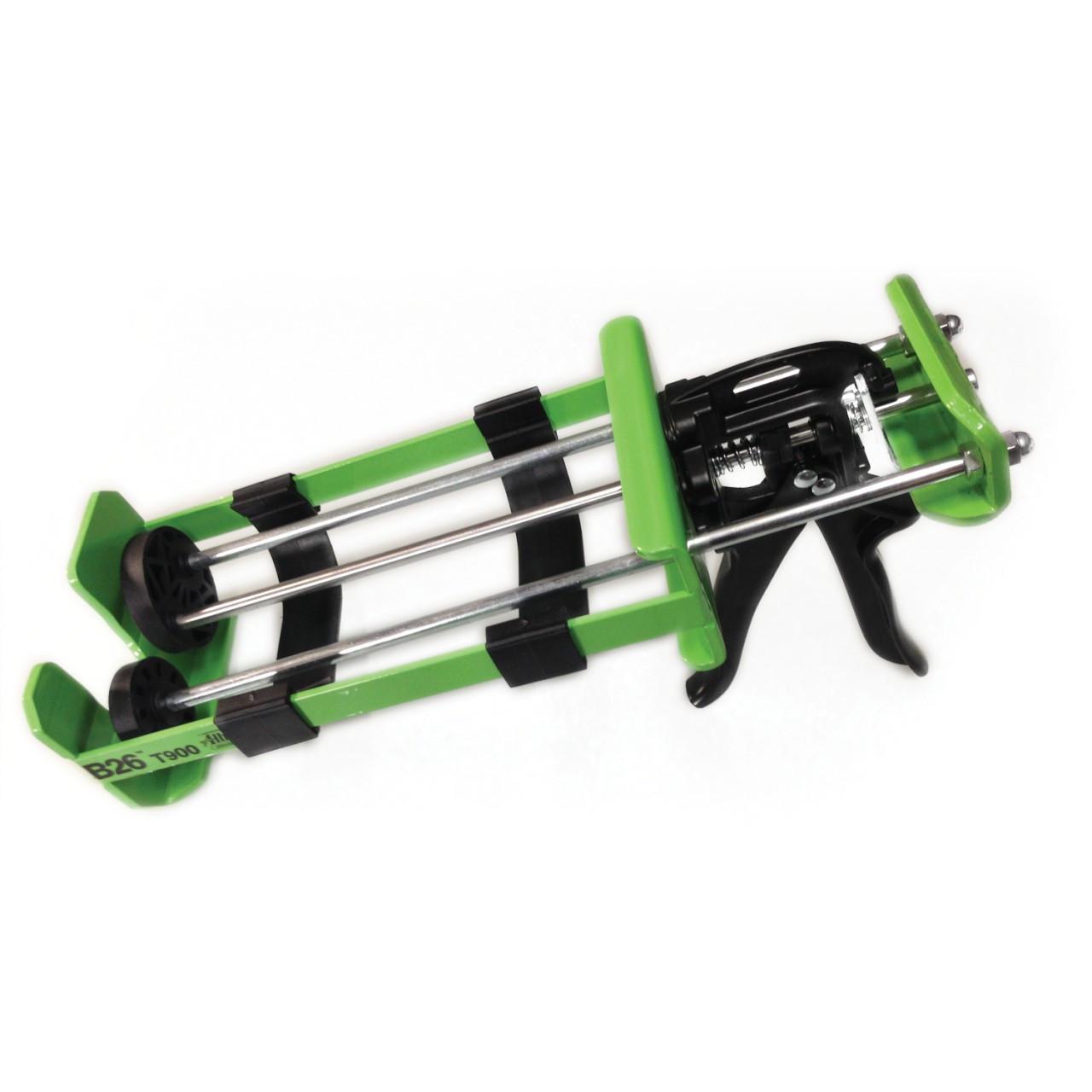 Metzger Mcguire Standard Duty Dual Cartridge Gun