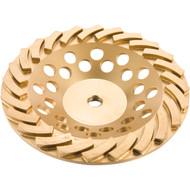 "4"" Aggressor Cupwheel"