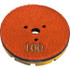 Ten S floor discs fit a variety of systems including hook and loop attachments