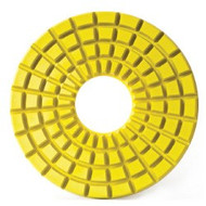 "Superabrasive 9"" Waffel Heavy Duty Dry and Wet Polishing Pad"