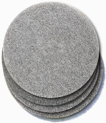 """Heat by Gorilla® Burnishing Pads for Edges 5"""", 7"""", 9"""""""