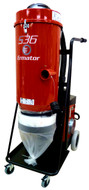 Ermator S36 Single Phase HEPA Dust Extractor