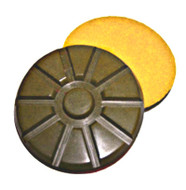Conquer Phenolic 82 mm Polishing Pad- Dry