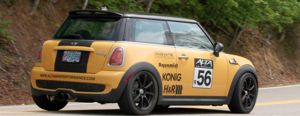 Alta Performance for Mini Cooper