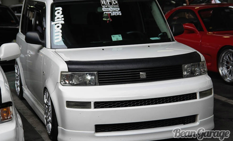 Team Bean Brandon Scion xB