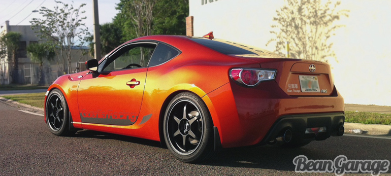 Team Bean Scion FR-S