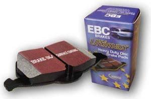 EBC Front Ultimax Brake Pad Set Scion tC 05-10 - Scion tC/Scion tC 05-10/Brakes