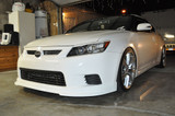 RS Polyurethane Front Lip - Scion tC 2011+