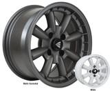Enkei Compe Classic Wheel - 15x5.5 +17 4x130