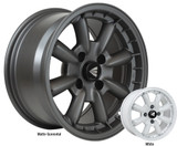 Enkei Compe Classic Wheel - 15x7 4x114.3 / 4x100 / 5x114.3