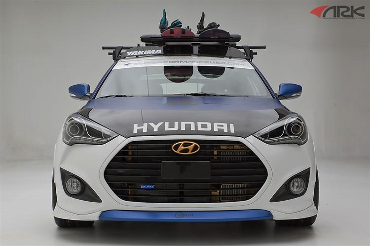 Wet Okole Coupon >> ARK Performance C-FX Aero Body Kit - Hyundai Veloster 11+ - Bean Garage