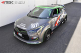 ARK Performance C-FX Fiberglass Wide Body Kit - Hyundai Veloster NA 11-ON