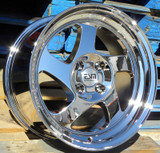 "ESM 011 Wheel - 16x8"""